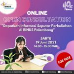 Online Open Consultation