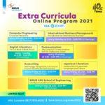 Yuk join Extra Curricular 2021!