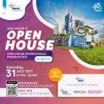 Open House Program Binus Internasional 2021